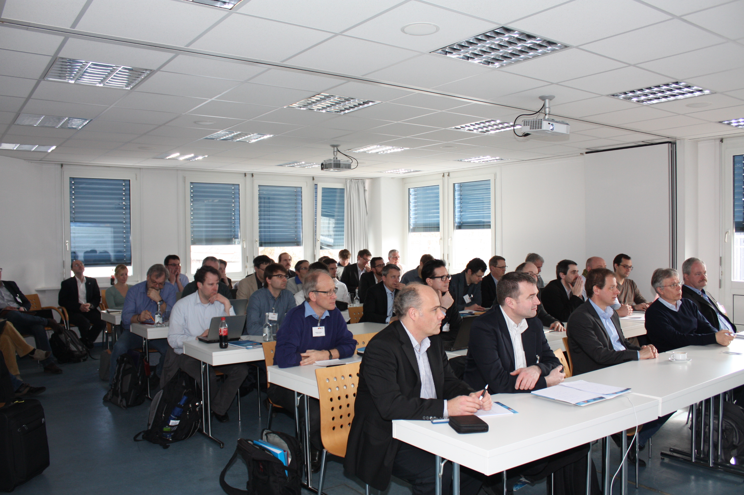 "Workshop ""Analytical Perspectives for Material Sciences"" 26./27.2.2015"
